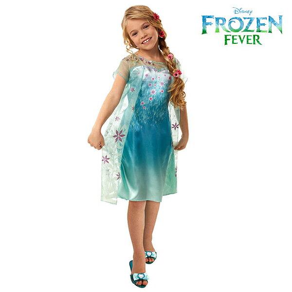 ディズニー コスチューム 子供 アナと雪の女王 2 エルサのサプライズ ドレス エルサ アナ雪2 プリンセス ハロウィン 衣装 仮装