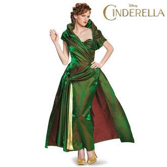 电影灰姑娘屈里曼太太尊严彩虹色礼服成人继母讨厌万圣节服装