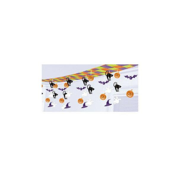 在庫処分市 ハロウィン 装飾 飾り ハロウィン デコレーション 天井コスプレ グッズ パーティー あす楽