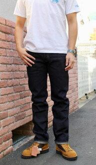 蓝色的方式 (蓝色) 边高端牛仔裤 (牛仔裤 servich 保费) 制造的日本 /