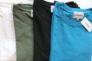 ACOUSTICアコースティックSOLIDTEE【絶対に首の伸びない丈夫な無地Tシャツ】丈夫メンズTシャツレディースTシャツユニセックス大きいサイズあり4色展開2018年春夏新作