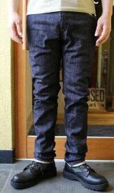 一番人気モデルBLUE WAY(ブルーウェイ)REGULAR TAPERED DENIM PANTS(レギュラーテーパード ストレートデニム)【濃紺 INDIGO ワンウォッシュ(8100)】【日本製 送料無料】2020年製作分