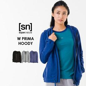 【[sn]super.natural/エスエヌ/スーパーナチュラル】W PRIMA HOODY SNW004250【sn1511】【SALE品】【返品交換対象外】