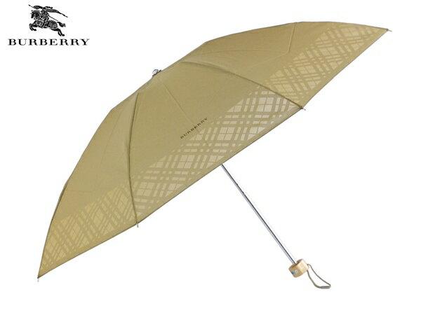 バーバリー BURBERRY 晴雨兼用折畳傘無料ギフト包装可 あす楽対応商品BL0360【 ギフト プレゼント ブランド レディース UVカット 雨傘 日傘 女性 】
