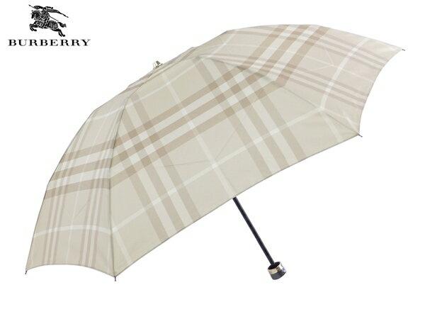 バーバリー BURBERRY 折畳雨傘無料ギフト包装可 あす楽対応商品BL0371【 ギフト プレゼント ブランド レディース 雨傘 女性 】