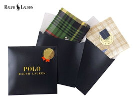 ラルフローレン RALPH LAUREN専用パッケージ 単品ハンカチ同時購入限定 RL0000