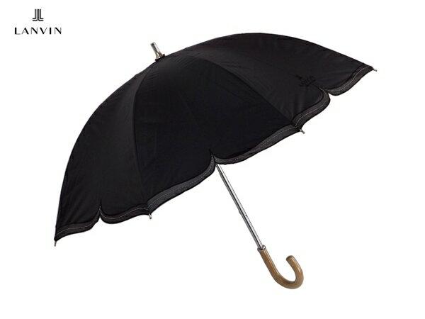 ランバン LANVIN 日傘 雨傘16,200円以上で送料無料 無料ラッピング指定可 明日楽対応商品 LV035 【 プレゼント ブランド 新作 レディース 晴雨兼用傘 】