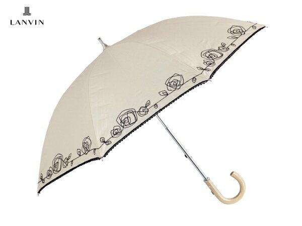 ランバン LANVIN 日傘 雨傘16,200円以上で送料無料 無料ラッピング指定可 明日楽対応商品 LV038 【 プレゼント ブランド 新作 レディース 晴雨兼用傘 】