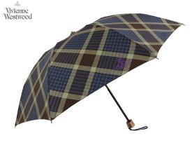 ヴィヴィアンウエストウッド Vivienne Westwood MAN メンズ折畳雨傘16,200円以上で送料無料 無料ラッピング指定可 明日楽対応商品 v0985 【 プレゼント ブランド オーブ 雨傘 日傘 新作 メンズ 】