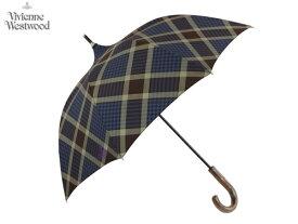 ヴィヴィアンウエストウッド Vivienne Westwood MAN メンズ雨傘16,200円以上で送料無料 無料ラッピング指定可 明日楽対応商品 v0974 【 プレゼント ブランド オーブ 新作 長傘 メンズ 紳士 】