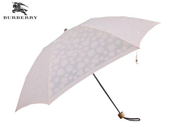 バーバリー BURBERRY 晴雨兼用折畳傘無料ギフト包装可 あす楽対応商品BL0367【 ギフト プレゼント ブランド レディース UVカット 雨傘 日傘 女性 】