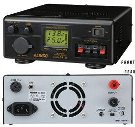 アルインコ DM-331D 直流安定化電源 30アンペア