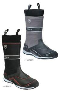 dubarry FASTNET ファストネット 軽量セーリングブーツ マリンブーツ カーボン & ブラック