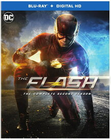 フラッシュ2 The Flash 2: The Complete Second Season [Blu-ray]