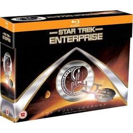 新品BD スタートレック エンタープライズ シーズン1−4 Star Trek: Enterprise: The Full Journey [Blu-ray]