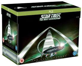 新品BD Star Trek: The Next Generation, Complete Seasons 1-7(スタートレック ザ ネクスト ジェネレーション コンプリート シーズンス 1-7)