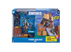 Fortnite フォートナイト リアルアクションフィギュア ターボビルディングセット001 ジョンジー & レイブンTurbo Builder Set 2 Figure Pack(米国正規品)turbo building set jonesy & raven