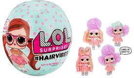 【L.O.L. Surprise】 LOL サプライズ ヘアーバイブス #HAIRVIBES おもちゃ 人形 女の子用 lolサプライズ harivibes ヘアバイブス 着せ替え人形 / 女の子用 おもちゃ / プレゼント / 贈り物 / ヘアバイブ / hairvibe / ヘアーバイブ