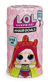 【Newバージョン】L.O.L. サプライズ! メイクオーバー シリーズ #Hairgoals2 リアルヘアー[並行輸入品]
