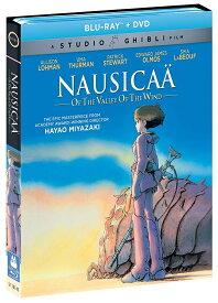 【即納】風の谷のナウシカ 北米版 Nausicaa of the Valley of the Wind [Blu-ray+DVD] スタジオジブリ 宮崎駿 アニメ 送料無料