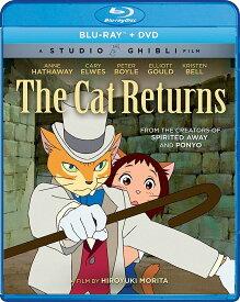【即納】猫の恩返し ブルーレイ 北米版 Blu-ray DVD スタジオジブリ 宮崎駿 アニメ 送料無料
