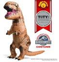 ジュラシックワールド ティラノサウルス 恐竜 着ぐるみ コスチューム 大人用 コスプレ