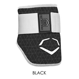EVOSHIELD EVOCHARGE ELBOW GUARD エルボーガード ブラック(WTV6100)