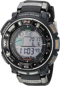 CASIO PROTREK カシオ プロトレック USA正規品 PRW-2500-1 腕時計 メンズ アウトドア デジタル ソーラー電波時計 防水 ブラック 黒 PRW-2500R-1 / PRW-2500-1JF / PRW25001JF / PRW-2500-1CR / PRW-2500R-1CR / PRW-2500