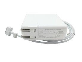 「WASHODO」Apple Macbook 充電器 85W MagSafe2 互換電源アダプタ(T字コネクタ) 570-0023-06
