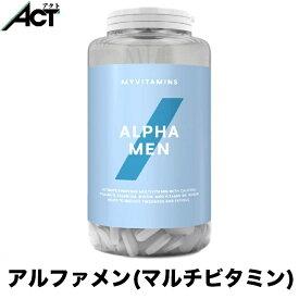マイプロテイン アルファメン (マルチビタミン剤) 【120錠】