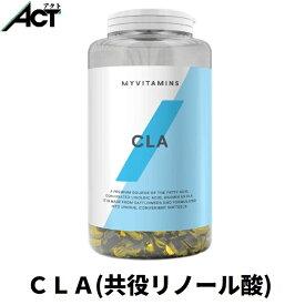 マイプロテイン CLA (共役リノール酸)【180錠】