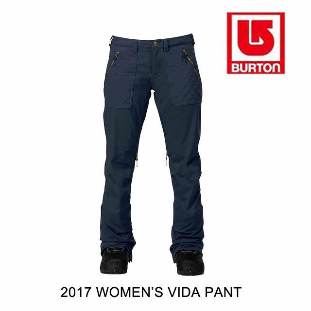 2017 BURTON バートン パンツ WOMEN'S VIDA PANT MOOD INDIGO