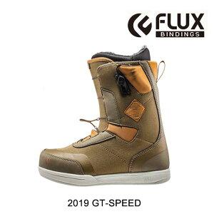 2019 FLUX フラックス ジーティー スピード GT-SPEED OLIVE/BROWN メンズ スノーボード ブーツ MEN'S SNOWBOARD BOOT
