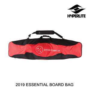 2019 HYPERLITE ハイパーライト バッグ BAG ESSENTIAL RED