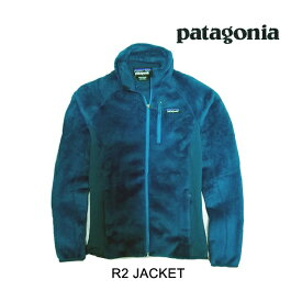PATAGONIA パタゴニア ジャケット R2 JACKET BSRB BIG SUR BLUE