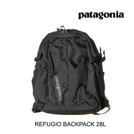 PATAGONIA パタゴニア バックパック REFUGIO PACK 28L BLK BLACK