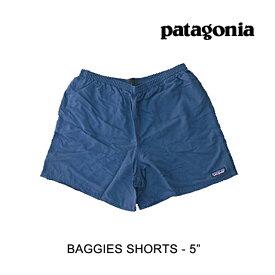"PATAGONIA パタゴニア ショートパンツ BAGGIES SHORTS 5"" SNBL STONE BLUE"