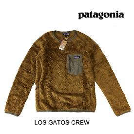 PATAGONIA パタゴニア クルー LOS GATOS CREW COI CORIANDER BROWN 25895