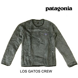 PATAGONIA パタゴニア ロス ガトス クルー LOS GATOS CREW FGE FORGE GREY 25895