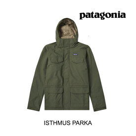 PATAGONIA パタゴニア イスマス パーカ ISTHMUS PARKA INDG INDUSTRIAL GREEN 27021