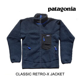 PATAGONIA パタゴニア クラシック レトロX メンズ ジャケット CLASSIC RETRO-X JACKET NENA NEW NAVY 23056
