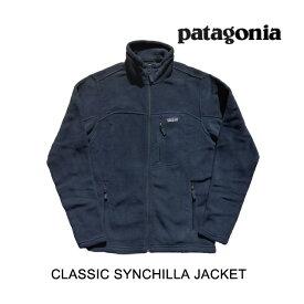 PATAGONIA パタゴニア クラシック シンチラ ジャケット CLASSIC SYNCHILLA JACKET NENA NEW NAVY 22990