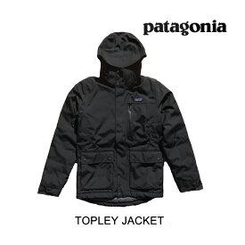 PATAGONIA パタゴニア トップリー ジャケット TOPLEY JACKET BLK BLACK 27900
