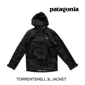 PATAGONIA パタゴニア トレントシェル 3L メンズ ジャケット TORRENTSHELL 3L JACKET BLK BLACK 85240