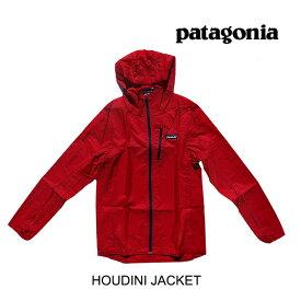 PATAGONIA パタゴニア フーディニ メンズ ジャケット HOUDINI JACKET FICN FIRE W/CLASSIC NAVY 24142