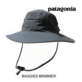 PATAGONIA パタゴニア 帽子 ハット バギーズ ブリマー BAGGIES BRIMMER FGE FORGE GREY 33340