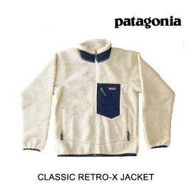 PATAGONIA パタゴニア クラシック レトロX ジャケット CLASSIC RETRO-X JACKET NAT NATURAL 23056