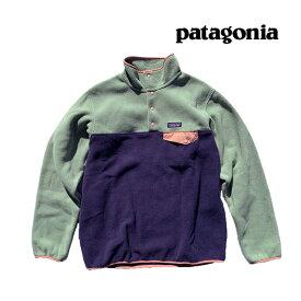 PATAGONIA パタゴニア ウィメンズ ライトウェイト・シンチラ・スナップT・プルオーバー WOMEN'S LIGHTWEIGHT SYNCHILLA SNAP-T PULLOVER NENA NEW NAVY 25455