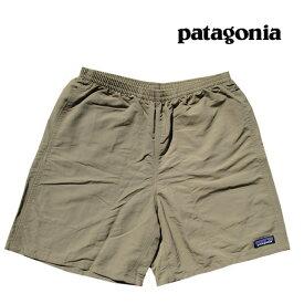 PATAGONIA パタゴニア ショートパンツ バギーズ ロング 7インチ BAGGIES LONGS - 7 IN ASHT ASH TAN 58034