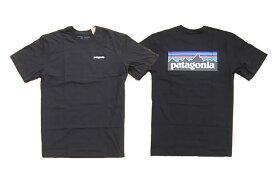 PATAGONIA パタゴニア P-6ロゴ レスポンシビリティー Tシャツ P-6 LOGO RESPONSIBILI-TEE BLK BLACK 38504